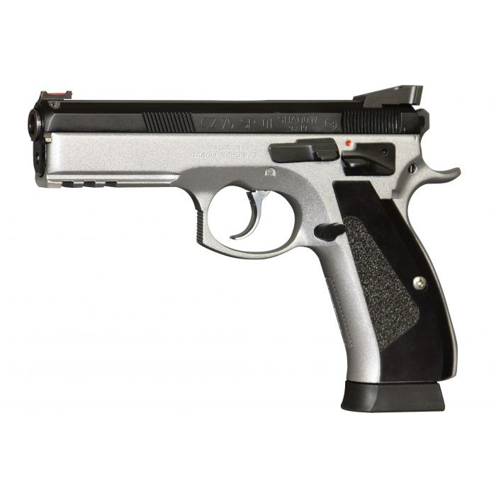 CZ 75 SP01 Shadow  Bi-Tone kal. 9 mm