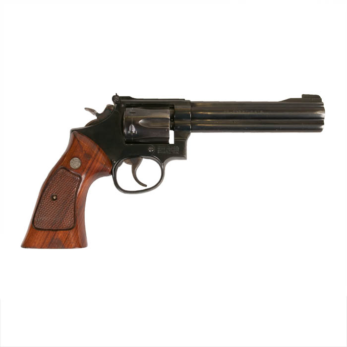 Smith & Wesson 17-6 kal. 22 Lr  BES2625