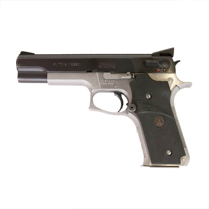 Smith & Wesson 745 kal. 45 ACP 10 th University