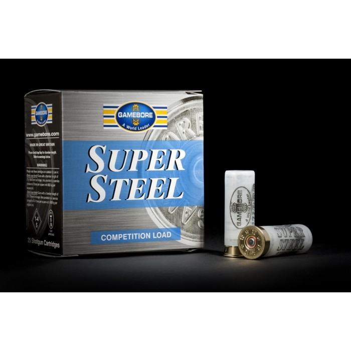 Game Bore Super Steel 24 gram nr. 9