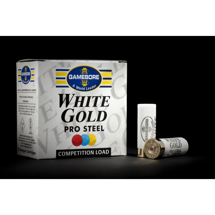 Game Bore White Gold 28 gram nr. 9