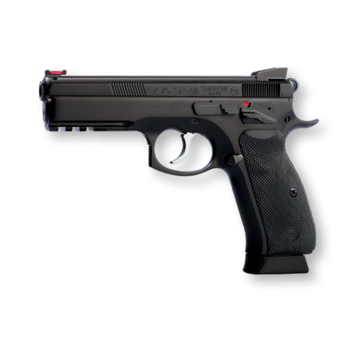 CZ 75 SP01 Shadow kal. 9 mm