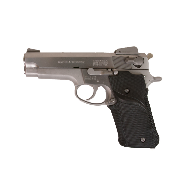 Smith & Wesson 659 9 mm A835171 VERKOCHT