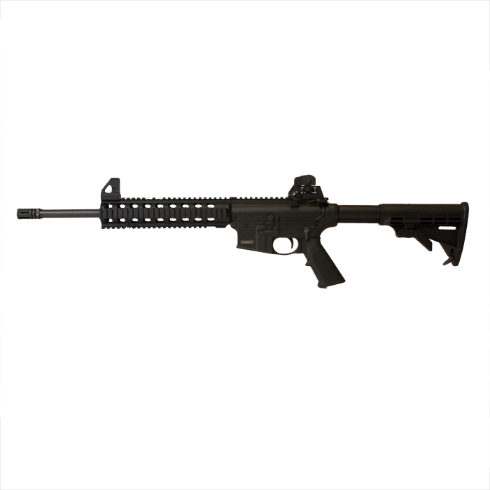Smith&Wesson M&P 15-22 VERKOCHT