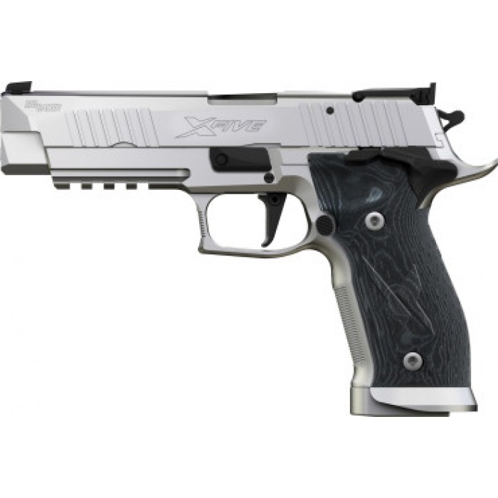 Sig Sauer XFive Super Match 9 mm para In Optie