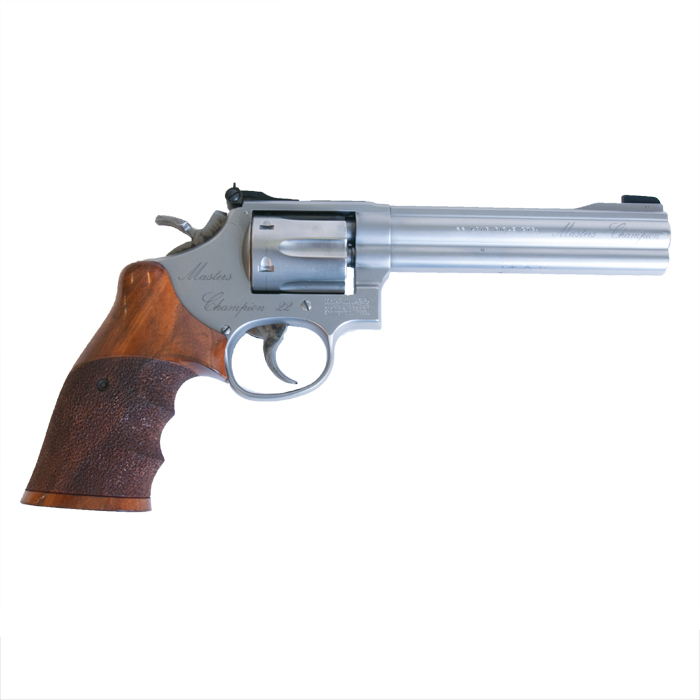 Smith & Wesson Master Champion kal. 22 LR CBP4541  VERKOCHT
