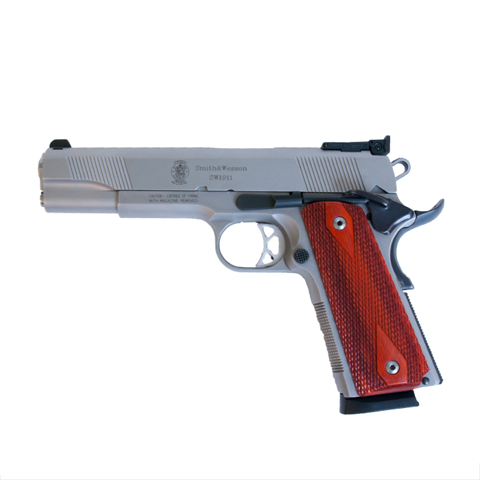 Smith & Wesson 1911 Kal. 45 ACP  VERKOCHT