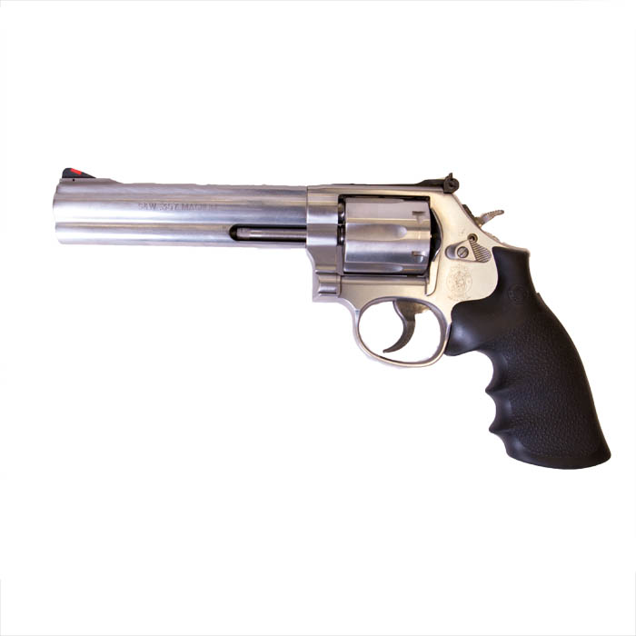 Smith & Wesson 686 kal. 357M/38SP DCM4003 VERKOCHT