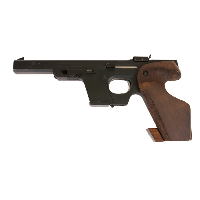 Walther GSP kal. 22 LR 84637