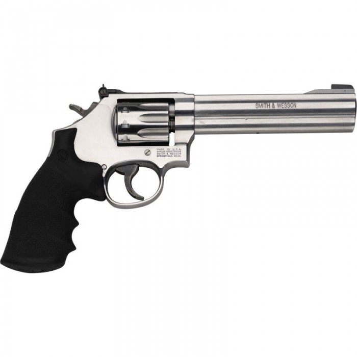 "Smith & Wesson  model 617-6"" kal .22 LR"